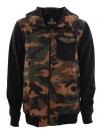 FALL Fleece Jacke 2014 army camo