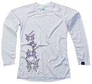 FLOW LS T-Shirt 2010 white