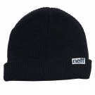 FOLD Mütze 2015 black