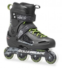 FUSION X3 Inline Skate 2014 black/green