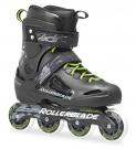 FUSION X3 Inline Skate 2014 black/green