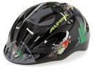 GAMMA FLASH Helm 2012 black hot-rod