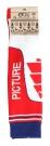 GRAPHIC Socken 2015 red
