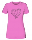 STAMPED PERFECT CREW T-Shirt 2013 sunset pink