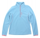 GIRLS ONEILL 1/2 ZIP Fleece 2013 faded denim