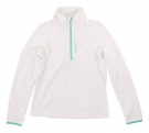 GIRLS ONEILL 1/2 ZIP Fleece 2013 powder white