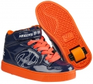 FLY Schuh 2014 navy/orange