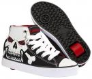 HUSTLE Schuh 2014 black/skull