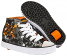 HUSTLE Schuh 2014 grey/camo/orange
