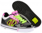 MOTION Schuh 2014 black/grey/pink/lime