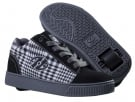 STRAIGHT UP Schuh 2014 black/plaid/charcoal/white