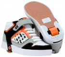 STRIPES Schuh 2014 white/black/grey/orange