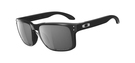 HOLBROOK Sonnenbrille polished black/grey polarized