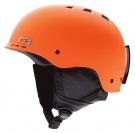 HOLT Helm 2015 matte neon orange