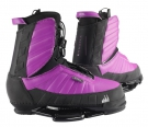 THE HUSTLE Boots 2013 purple