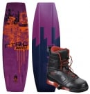 THE HUSTLE FINLESS 136 2013 inkl. CWB FACTION Boots