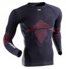ENERGIZER MK2 Shirt Long 2015 black/red
