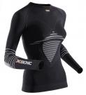 WOMEN ENERGIZER MK2 Shirt Long 2014 black/white