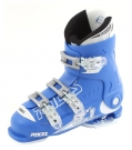IDEA Kids Skischuh blue/white