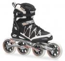 IGNITER 100 W Inline Skate 2014 black/rose