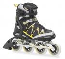 IGNITER 90 XT Inline Skate 2014 black/yellow