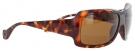 INVITE Sonnenbrille tortoise gloss/brown polarized