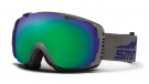 I/O SPH Schneebrille 2013 charcoal-purple camp/green sol-x mirror