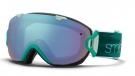 I/OS SPH Schneebrille 2014 jade omega/blue sensor mirror