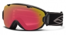 I/OS SPH Schneebrille 2013 black/photochromic red sensor