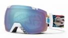 I/OX SPH Schneebrille 2013 white carlton/blue sensor mirror