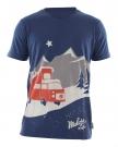 KAMILM T-Shirt 2015 deep ocean
