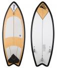 KOAL FISH Wakesurfer 2014 bamboo/white wash