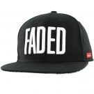 POETRY Snapback Cap 2014 faded