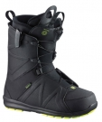 FACTION Boot 2015 black/fluo yellow/black