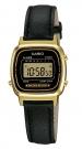 LA670WEGL-1EF Watch black/gold