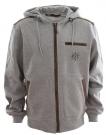 LANDLORD Zip Hoodie 2014 grey heather