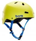 MACON H2O Helm 2014 matte neon yellow