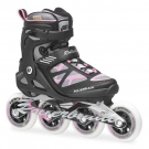 MACROBLADE 90 W Inline Skate 2014 black/rose
