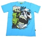 MADD ENOUGH T-Shirt 2013 blue