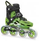 MAXXUM 100 Inline Skate 2014 black/poison green