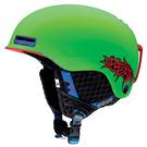 MAZE Helm neon green horrorgami