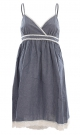 MERMAID Kleid 2014 denim blue