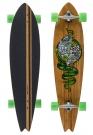 PECHE II Longboard 2014 green