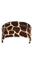 MINKY Headband giraffe