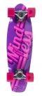 DAILY Skateboard 2014 pink/purple