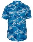 ISLAND Hemd 2013 blue