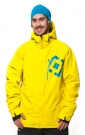 TACTIC Jacke 2015 yellow