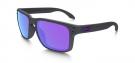 HOLBROOK Sonnenbrille dark grey/violet iridium