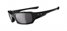 FIVES SQUARED Sonnenbrille polished black/grey
