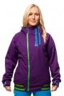 NYRA Jacke 2014 purple